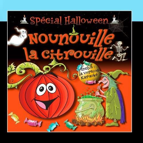 (Nounouille La Citrouille - Spécial Halloween)