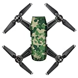 TOPUNDER Waterproof Decal Skins Wrap Sticker Body Protector For DJI Spark...
