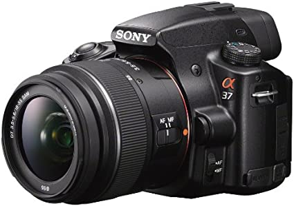 Sony SLTA37K - Cámara réflex Digital de 16.1 MP (estabilizador de ...