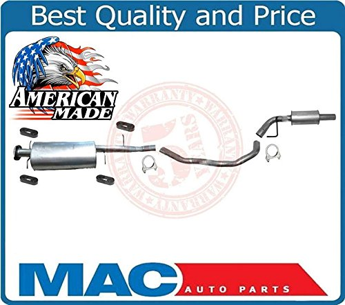 - Full Exhaust System Fits For Lincoln Navigator L Models ONLY 07-14 with 131