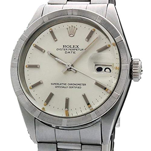 Rolex Date Swiss-Automatic Male Watch 1501 (Certified Pre-Owned)