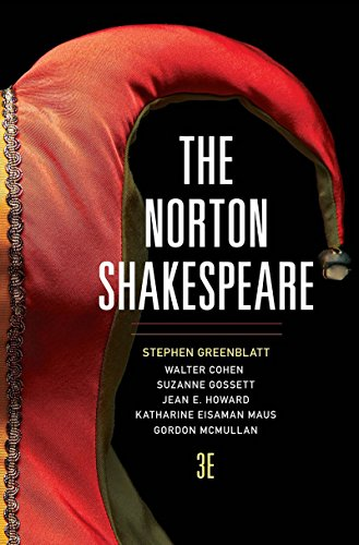 393934993 - The Norton Shakespeare (Third Edition)  (Vol. One-Volume)