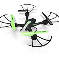 Lcyyo@ JJRC H33 Waterproof Headless Mode One Key Return 2.4G 4CH 6-Axis RC Quadcopter RTF Gyro Drone with 360° Rotation & 3D Roll