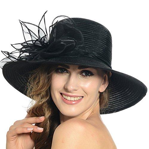 Light (Black Derby Hats)