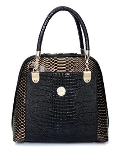 CHAOYANG-borsa a tracolla borsa di svago in pelle di serpente borse Ms. diagonali