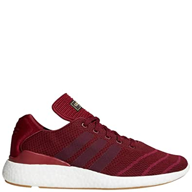 27b91e04c adidas Skateboarding Men s Busenitz Pure Boost PK Collegiate  Burgundy Mystery Ruby Footwear White 6