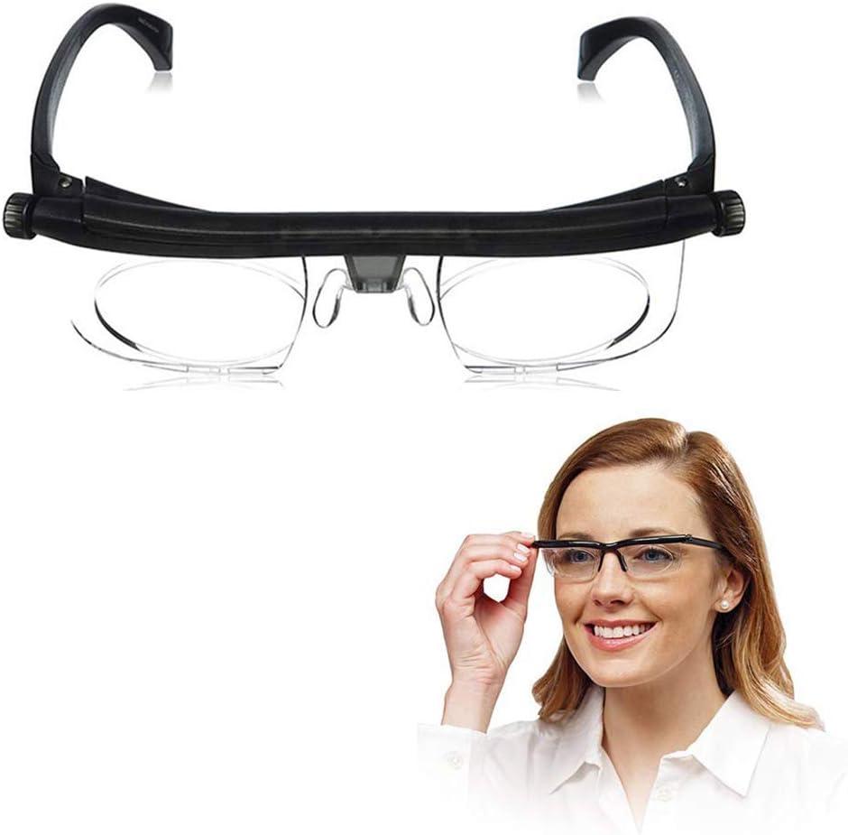 Anteojos,corrección de Lente Variable Binocular, Lectura por computadora, anteojos de conducción utilizados para Hombres y Mujeres, jóvenes y Mayores