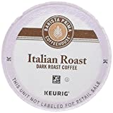 Barista Prima Coffeehouse Coffee, Keurig K-Cups, Italian Roast, Dark Roast, 24- Count