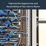 StarTech.com 5.6ft Server Rack Cable Management