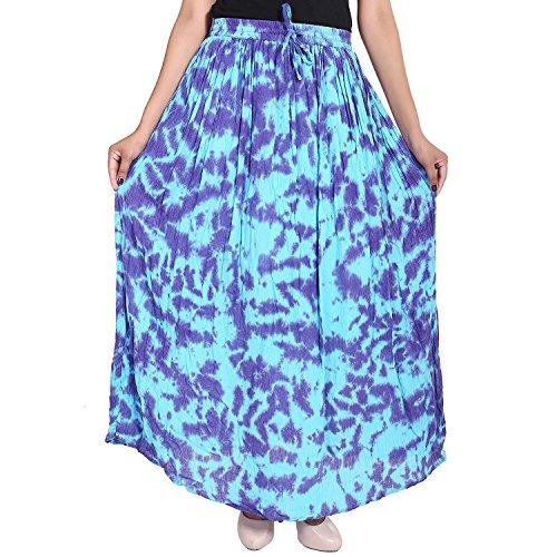 Indian Handicrfats Export Cotton Breeze Women Long Skirt