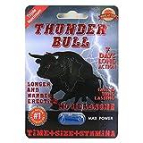 Thunder Bull, Male Performance Enhancer, 1 Capsule