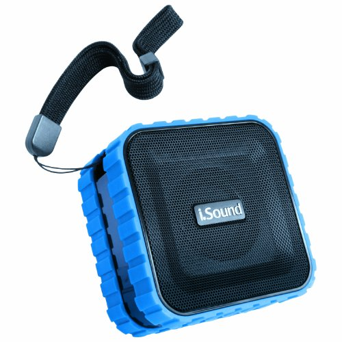 iSound DuraWaves Bluetooth Speaker