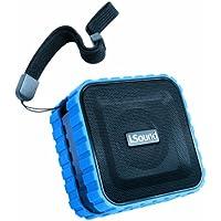 iSound DuraWaves Bluetooth Speaker (blue)