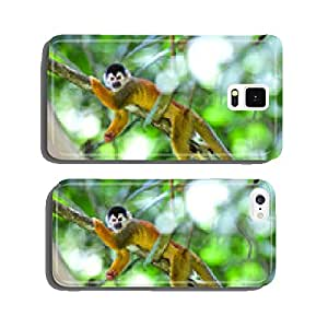 squirrel monkey relaxing on tree branch, costa rica cell phone cover case iPhone6