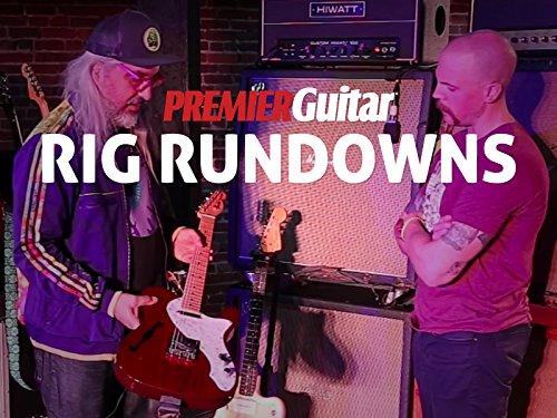 Premier Guitar Rig Rundown: Dinosaur Jr.