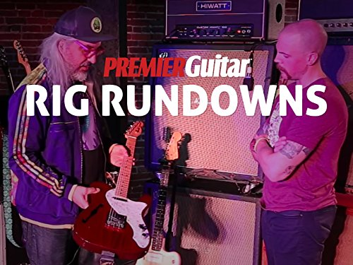 Premier Guitar Rig Rundown: Dinosaur Jr. (Pedal Room)