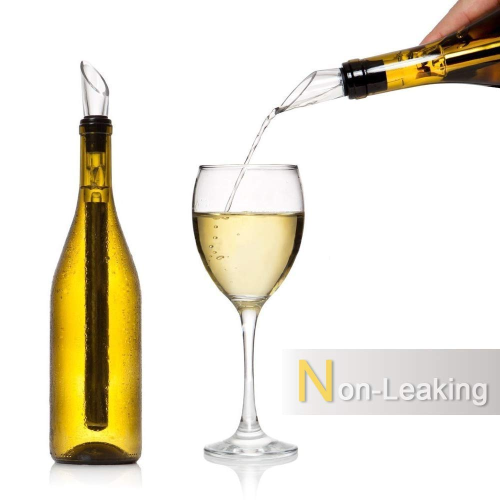 IEOVO Wine Air Pressure Pump Bottle Opener Air Pump Wine Opener Amazingly Simple Wine Opener for Family Bar and Party