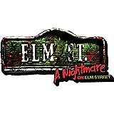 Aquarius Nightmare on Elm Street- Sign Funky Chunky Magnet