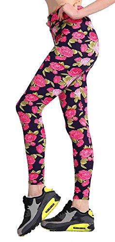 Alaroo Womens Printed Design Leggings product image