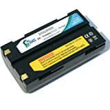 Replacement for HP PhotoSmart C912 Battery - Compatible with HP Digital Camera Battery (2200mAh, 7.4V, Lithium-Ion)
