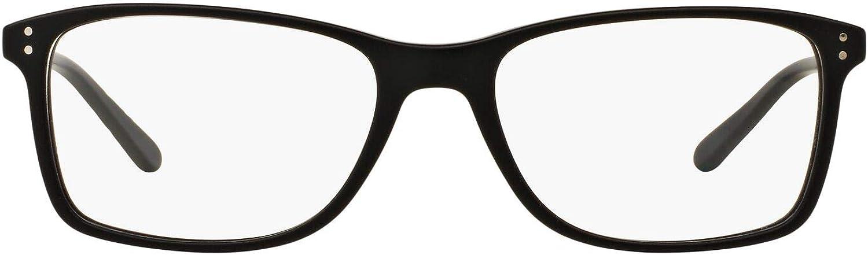 mi sono perso avventura modesto  Amazon.com: Polo Ralph Lauren Men's PH2155 Rectangular Prescription Eyewear  Frames, Matte Black/Demo Lens, 54 mm: Shoes