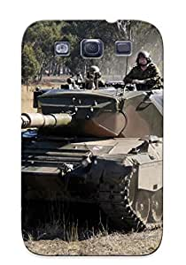 New Style Markrebhood Leopardweapontank Premium pc Cover Case For Galaxy S3