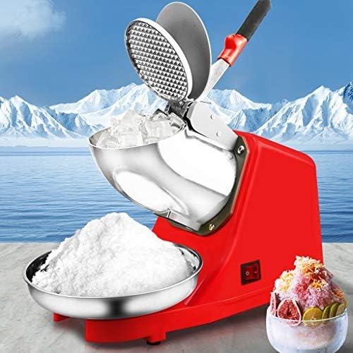 Liutao ijsmachine commerciële elektrische roestvrijstalen ijsblok, smoothie scheerapparaat cocktail fabrikant-ijsblok, de machine breekt duurzaam ijsmachines