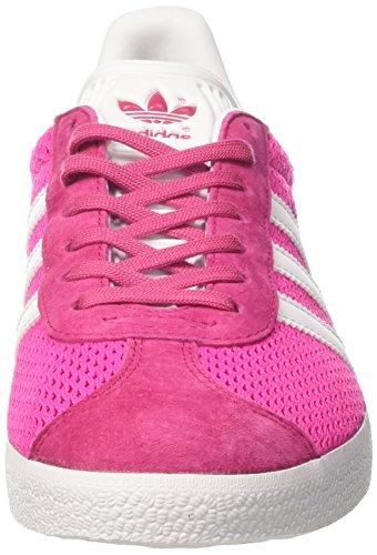 White Rosa Pink Sneaker Shock Adulto Shock Pink Gazelle Footwear Unisex adidas Sqw48xI6W