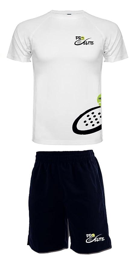 Camiseta Pro Elite Junior Blanca (Talla 12): Amazon.es ...