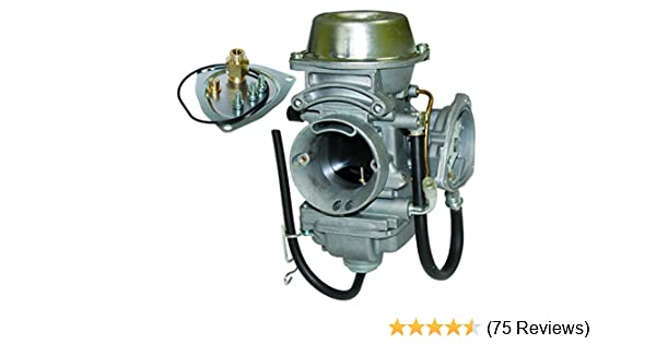 Amazon.com: Caltric CARBURETOR Fits POLARIS SPORTSMAN 500 4X4 HO 2001-2005 2010-2012: Automotive