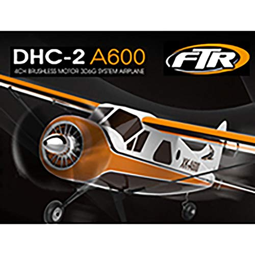 Choosebuy 3D6G Remote Control Airplane, A600 2.4G Cool RC Radio Aircraft Drone Airplane Toys for Indoors/Outdoors Flight Toys, Built in 3-axis 6-axis Gyroscope Mode Conversion Super Easy to Fly (A) by Choosebuy (Image #4)