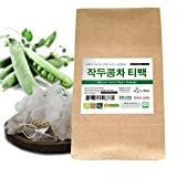 [Medicinal Korean Herb Tea] 100% Natural Sword Bean Tea ( Canavalia Gladiata ) / 20 Pyramid Teabags / 20g