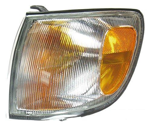 Side Marker Corner Parking Light Turn Signal Driver Left LH for 98-00 - Corner Light 2000 Driver Lh