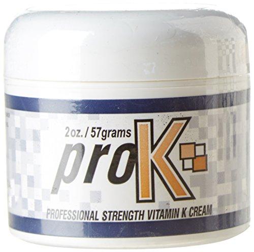 Pro K Vitamin K Cream Spider Vein Cream (K Cream Healing Vitamin)