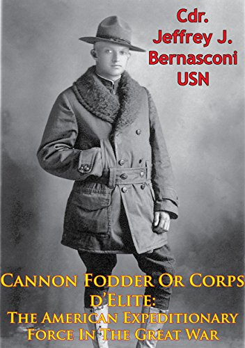 Amazon cannon fodder or corps delite the american cannon fodder or corps delite the american expeditionary force in the great war fandeluxe Epub