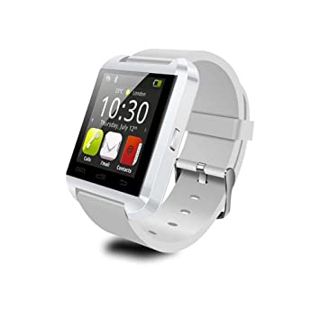 Choice Montre connectée smart Watch U8 Blanc