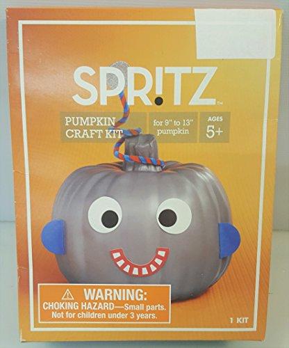 Spritz Pumpkin Craft Kit