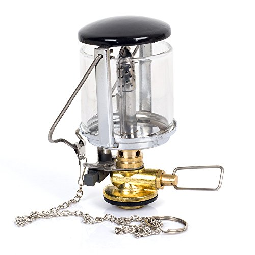 Lighter Chimney Butane (Mini Pocket Lantern Camping Butane Gas Lamp Outdoor Camping Tent light)