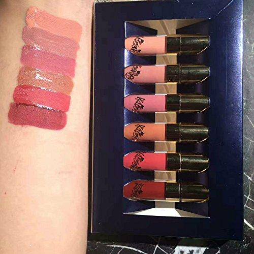 Review TOPBeauty 6pcs/set Makeup Matte