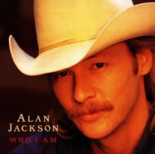 Who I Am Bonus Track by Alan Jackson (1994-09-19)