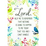 Lord Help Me to Remember Mini Cardstock Bookmarks Pack of 24