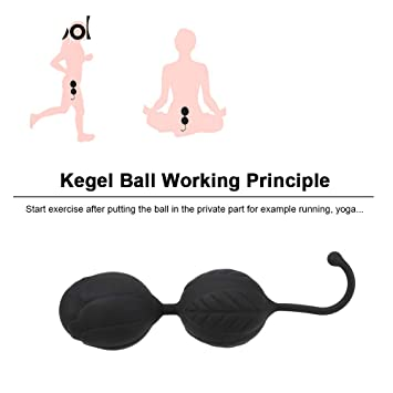 Amazon.com: Silicone Kegel Balls Vaginal Vibrator Sex Toys ...