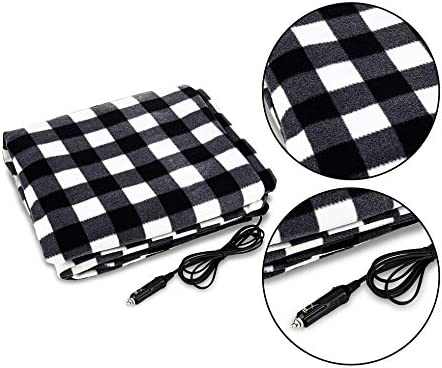 Freeby Portable 5V USB Electric Heating Blanket Winter Warm Blanket Multi-Purpose Car Office Camping Energy-Saving Cover Heater