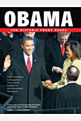 Obama: The Historic Front Pages Hardcover