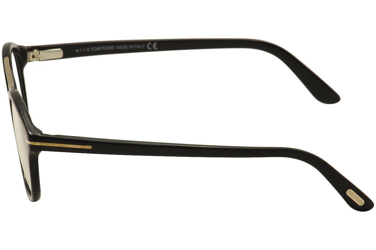 Tom Ford Prescription Eyeglasses - FT5412 001 - Shiny Black (52 17 140) at  Amazon Men s Clothing store  474912ccadf6