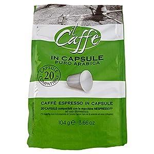 Caffè Corsini Capsule Nespresso Arabica - Confezione da 20