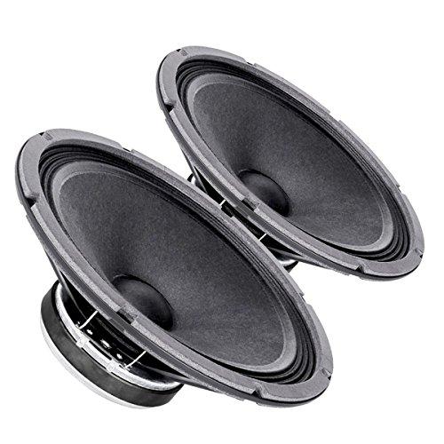 2 Neo Pro 8 Sundown Audio 8 4 Ohms Car Audio Midbass: Top 10 Recommendation 10 Midrange Speakers Pair For 2019