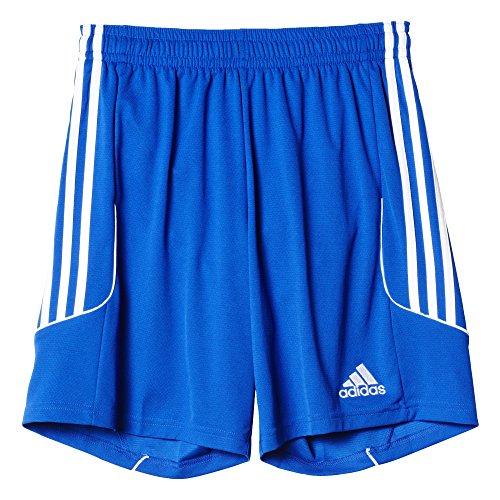 adidas Herren Shorts Squad 13 SHO WB, Blau / Weiß, 3XL, 4052552932663