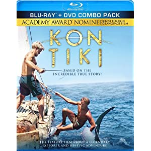 Kon-Tiki (Blu-ray + DVD) (2012)