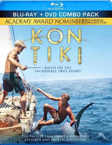(Kon-Tiki (Blu-ray + DVD))